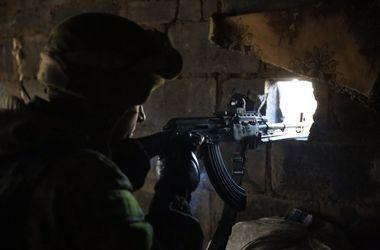 Боевики покинули Широкино и сосредоточились на востоке от села