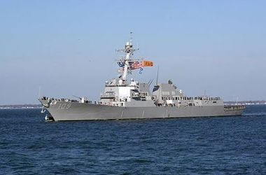 Эсминец ВМС США  покинул Черное море