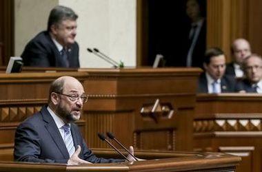 Шульц рассказал, когда украинцы ощутят изменения в стране