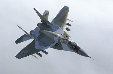 В России разбился истребитель МиГ-29 - СМИ