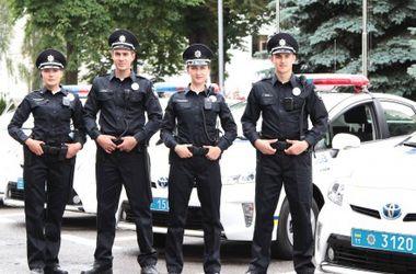 Сегодня на улицы Киева выйдет новая патрульная полиция