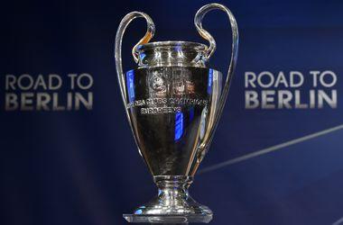 ФФУ подала заявку на проведение финала Лиги чемпионов в Киеве в 2018 году