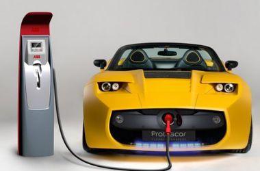 ТОП-5 самых быстрых электромобилей