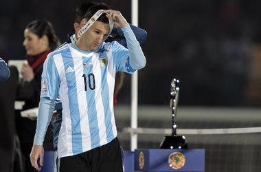 Месси отказался от приза лучшему игроку Кубка Америки-2015
