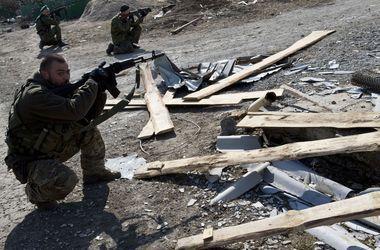 На Мариупольском направлении боевики применили запрещенные вооружения