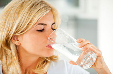 Много пить воды вредно