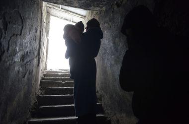 Неспокойная ночь в Донецке: дома трясло от залпов