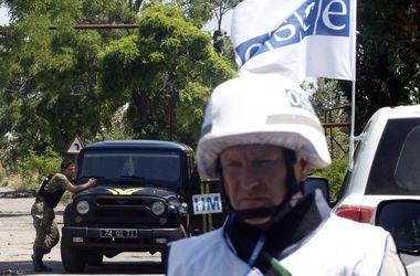 Бои в Луганской области стали жестче - ОБСЕ