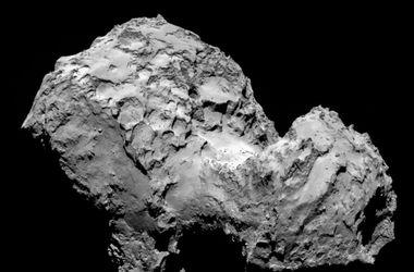 На комете Чурюмова—Герасименко обнаружили органические соединения