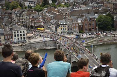 "Тони Мартин выиграл четвертый этап ""Тур де Франс"""