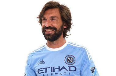 Андреа Пирло станет самым высокооплачиваемым игроком в MLS