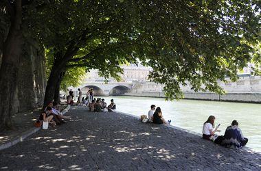 Мэр Парижа предлагает устроить олимпийские соревнования на Сене