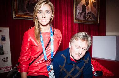 Пресс-секретарь Путина и фигуристка Навка сыграют свадьбу в Сочи
