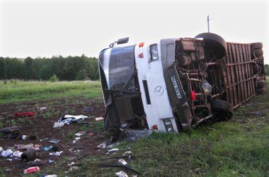 В России в кровавом ДТП погибло 11 человек: столкнулись два автобуса