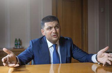 Провести выборы на оккупированной части Донбасса невозможно – Гройсман