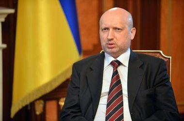 Турчинов пообещал вернуть Крым и отсудить у России 100 млрд долларов