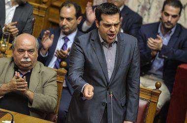 Парламент Греции одобрил направленные кредиторам предложения