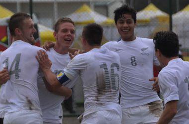 Сборная Новой Зеландии исключена из отбора на Олимпиаду-2016