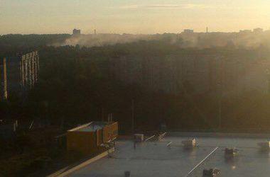 В Донецке утром обстреляли жилые кварталы