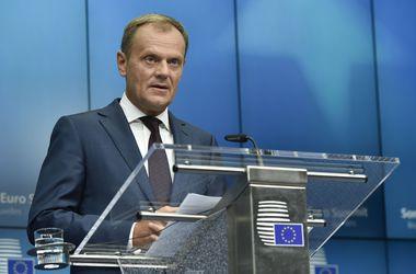 Туск отменил чрезвычайный саммит Евросоюза по Греции