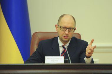 """Арсений Яценюк: """"Нужны реформы в СБУ и милиции"""""""
