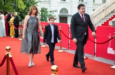 Как стартовал Одесский международный кинофестиваль: шутки Саакашвили и 150 тыс. за звезду
