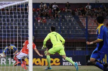 Сборная Украины сыграла вничью в последнем матче Евро-2015