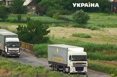 Гуманитарная помощь в Донбасс доставляется невероятными усилиями