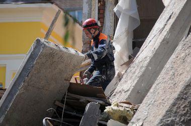В Омске обрушилася казарма учебного военного центра; есть погибшие