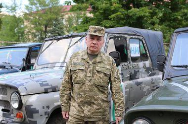 Украинского генерала заподозрили в госизмене, он уволен - СНБО