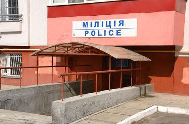 """Во Львове прогремел мощный взрыв, на """"растяжке"""" подорвался милиционер"""