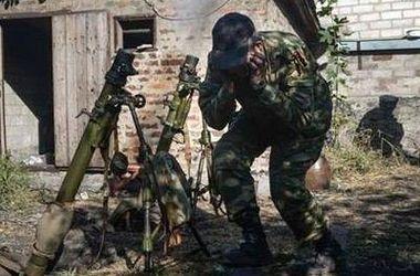 Боевики обстреляли город Счастье