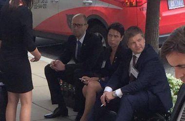 Ясность с безвизовым режимом появится после визита Порошенко в Брюссель, – Томбиньский - Цензор.НЕТ 414