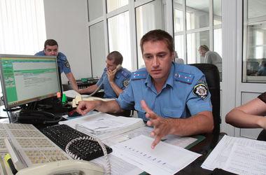 Под Киевом милиция задержала мужчину с револьвером