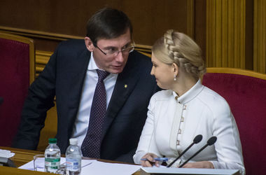 Тимошенко может стать координатором коалиции