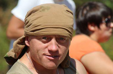 """В Мукачево похоронили убитого бойца """"Правого сектора"""""""