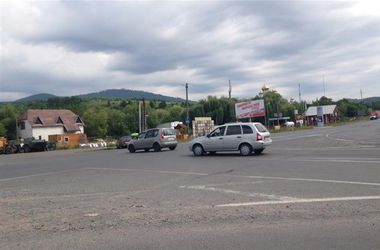 Трасса Киев-Чоп в районе Мукачево разблокирована