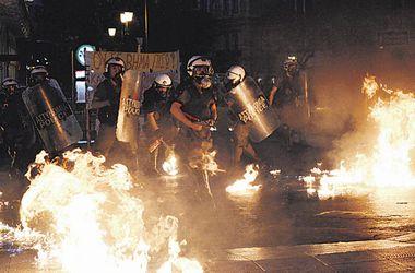Итоги недели в мире: шок Израиля и бунт греков