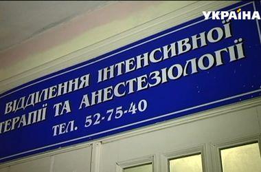 Взрыв во Львове: врачи спасают зрение участкового