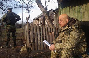 Москаль: Я не собирался покидать Луганскую область
