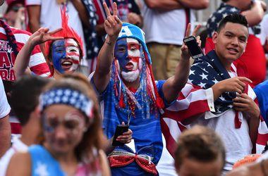 Сборная США разгромила Кубу 6:0 в матче золотого Кубка КОНКАКАФ