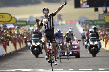 """14-й этап """"Тур де Франс"""" выиграл британец Каммингс"""