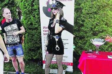 В столице прошел фестиваль для взрослых