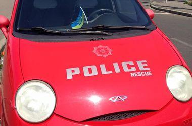 На улицах Киева появились красные патрули