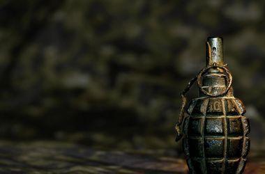 На Донбассе военный подорвал себя гранатой