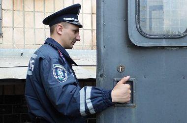 В Киеве поймали банду воров из Грузии