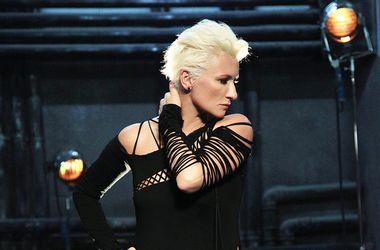 Блондинка Диана Арбенина в новом клипе предстала в неожиданном образе