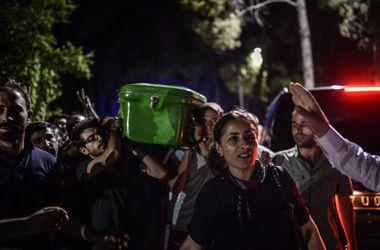 Турки взбунтовались после кровавого теракта