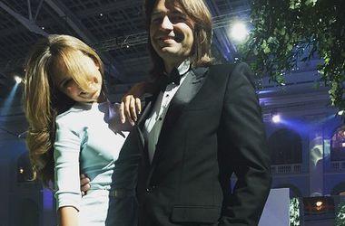 15-летняя дочь Дмитрия Маликова произвела фурор в прозрачном наряде (фото)