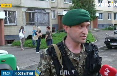 Освобождение заложницы во Львове превратилось в настоящий блокбастер